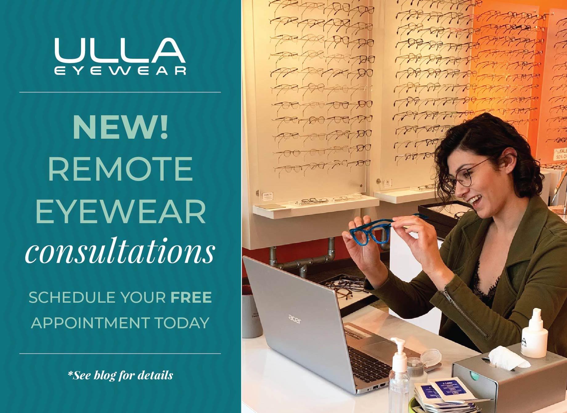 remote eyewear consulting