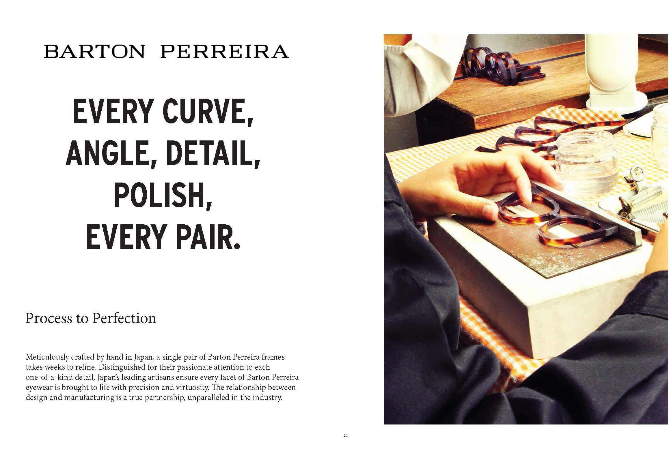 Barton Perreira Ulla Eyewear